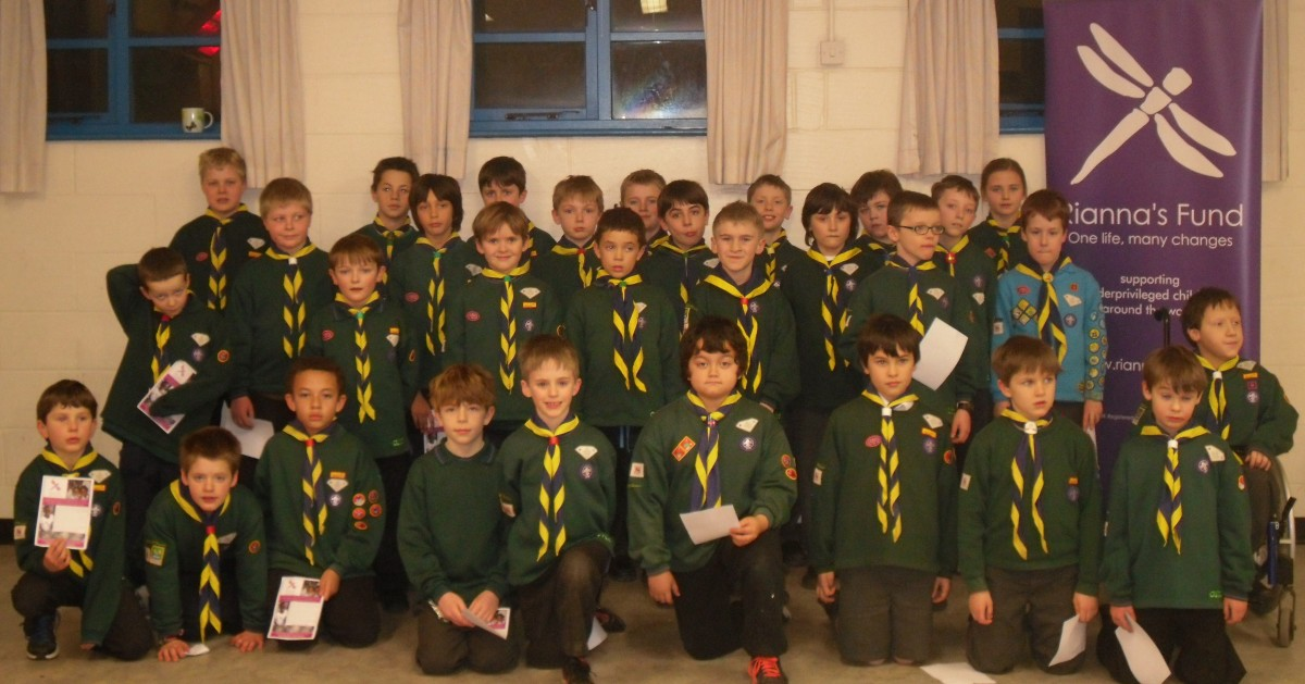 Scouts Fundraising